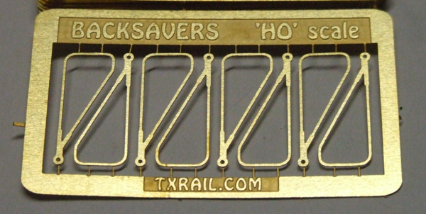 Backsaver Switch Throw HO Scale